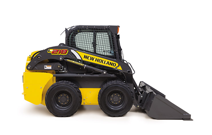 Minicargador - New Holland